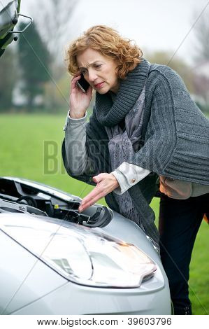 Roadside Assistance Needed