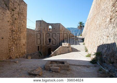 Kyrenia Castls, North Cyprys