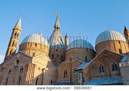 Basilica Di Sant'antonio Da Padova, em Pádua