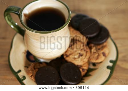 Coffe Amd Cookies