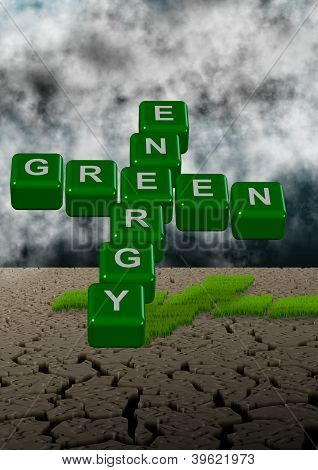 Green Energy And Climate