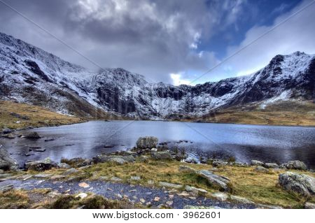 Winter In Snowdonia