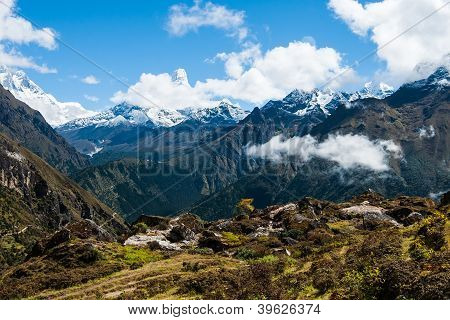0_ama Dablam And Lhotse Peaks Himalaya Landscape.jpg