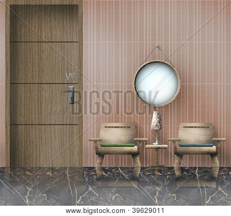 Female Restroom