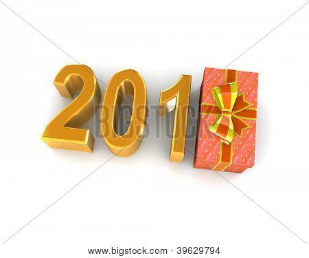 New Yeas gift 2013