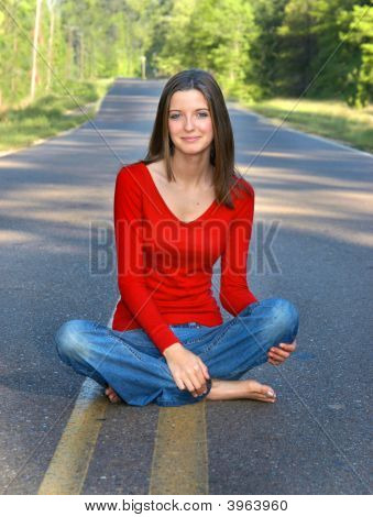 Barefoot On Deserted Highway