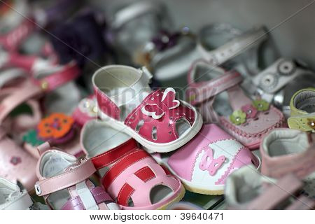 Children Footwear