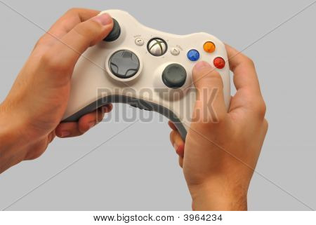 Video Game Joypad