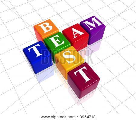 Colour Best Team