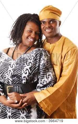 中国男人娶非洲妻图片