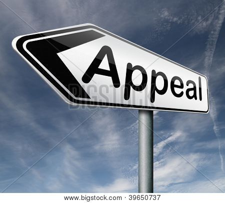 appeal appellate court reverse or affirm outcome from lawsuit