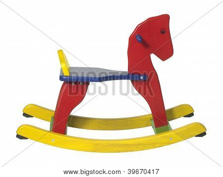 Rocking Horse Sideways