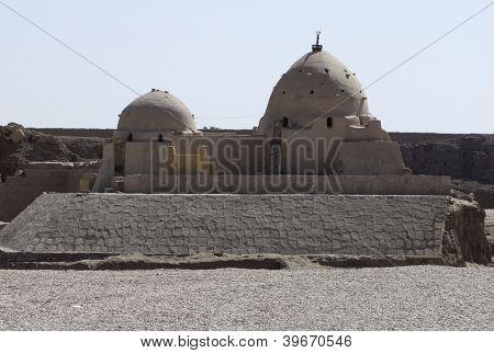 Around Precinct Of Amun-re