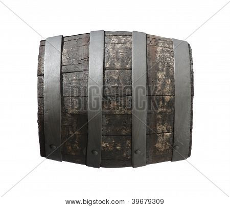 Old Barrel.