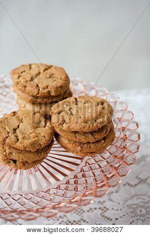 Platter of Cookies
