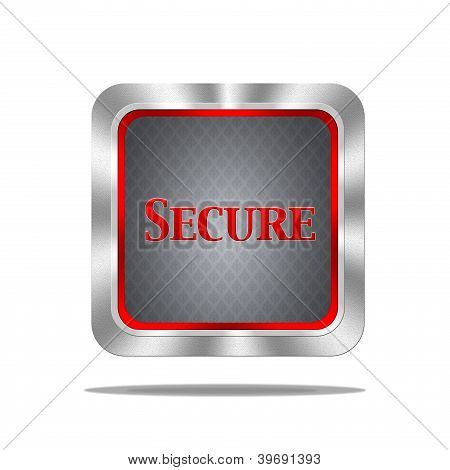 Secure Button.