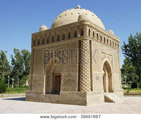 Túmulo de Samanida, Bucara, Uzbequistão