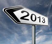 foto of happy new year 2013  - 2013 next year happy new year - JPG