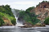 Pictorial View Of The Murchison Falls