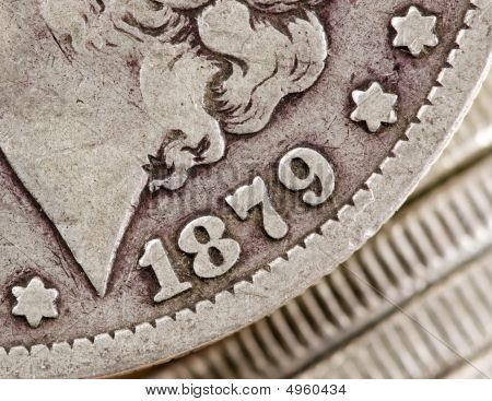 Morgan Dollar 1879