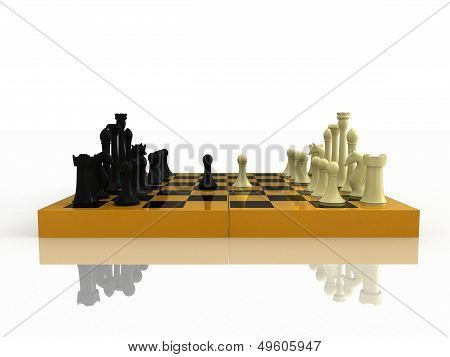 Start a game of chess