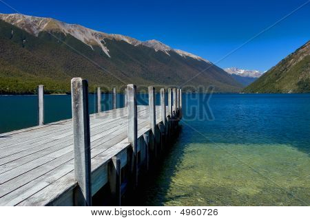 Pure Lake Rotoiti New Zealand