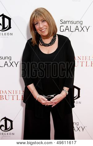 NEW YORK-AUG 5: Sheila Mains attends the premiere of Lee Daniels'