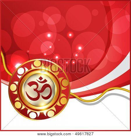 beautiful hindu festival rakhi background