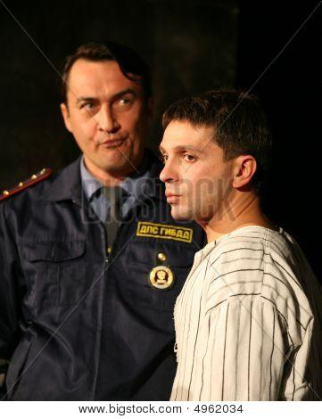 Leonid Barats And Kamil Larin