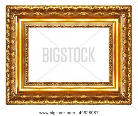 great gilded  frame (from my frames collection)