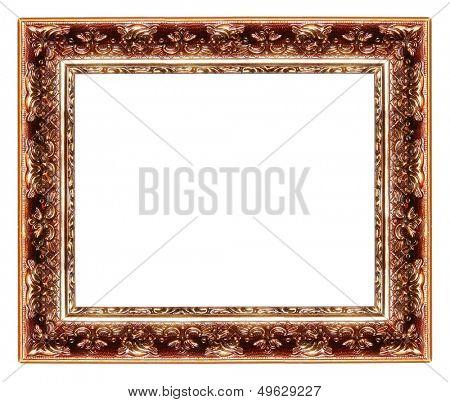 carved classy frame