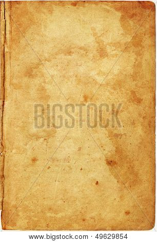 old book' page