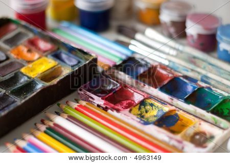 Items For Drawing