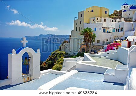 amazing greek islands - Santorini