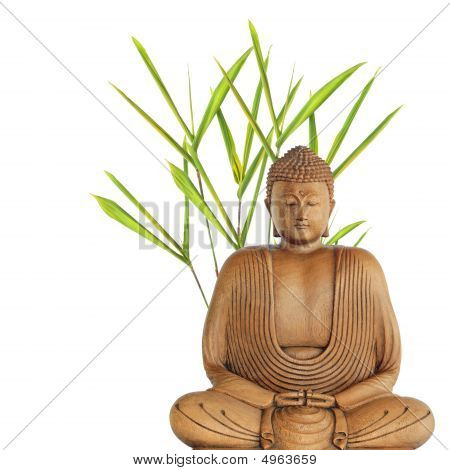 Buddha At Prayer