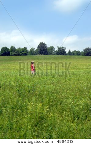 Alone In A Big World