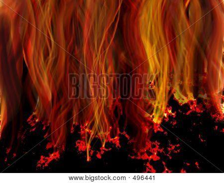Molten Fire