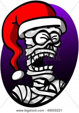 Christmas mummy