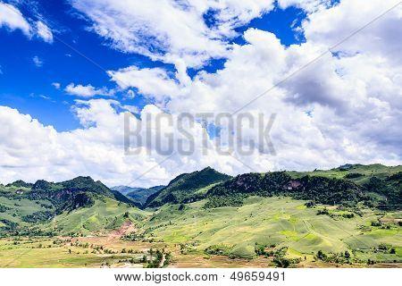 Highland landscape