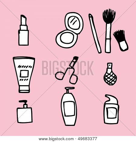 Cosmetics Icon