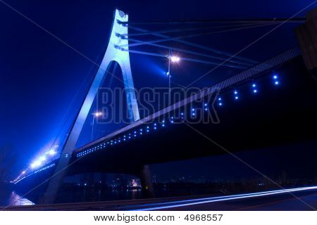 Bridge And Night