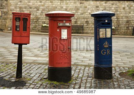 London Post Box