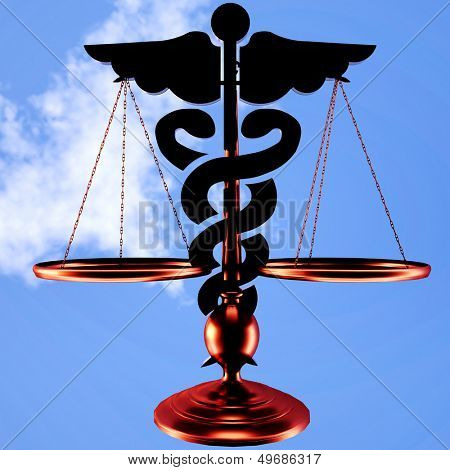 Conceptual idea of justice in medicine