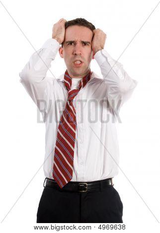 Dolor de cabeza de tensión