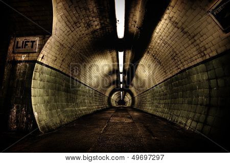 The Pedestrian Tunnel