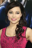 LOS ANGELES - AUG 12: Jessica Parker Kennedy at the premiere of 'The Mortal Instruments: City of Bon