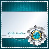 stock photo of rakhi  - beautiful hindu festival rakhi background - JPG