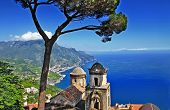 pictorial  Amalfi coast - Ravello