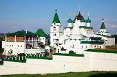 pic of ascension  - Summer Pechersky Ascension Monastery Nizhny Novgorod Russia - JPG
