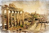 image of emperor  - Roman Forums   - JPG
